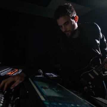 Raz Klinghoffer recording studio