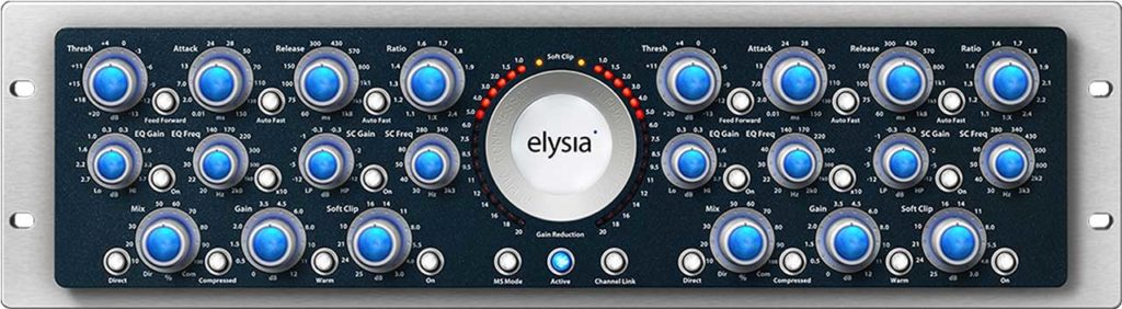 elysia alpha compressor carousel