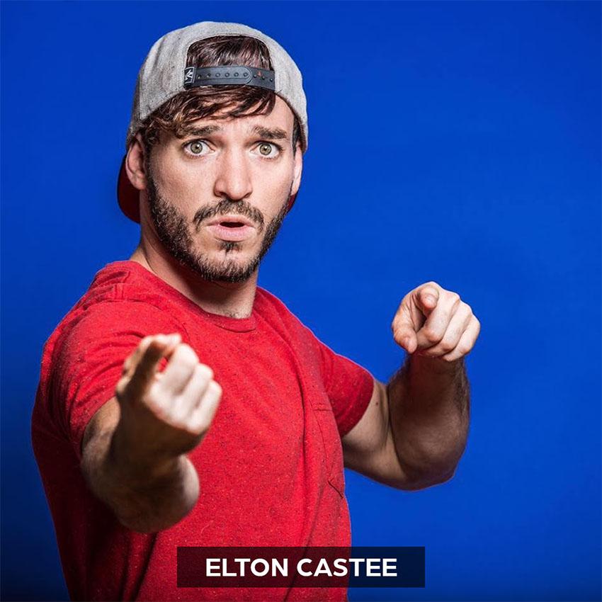 Elton Castee Artist