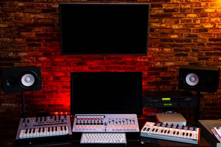 Home Studio vs Professional Studio – When Is It Time To Move Out?
