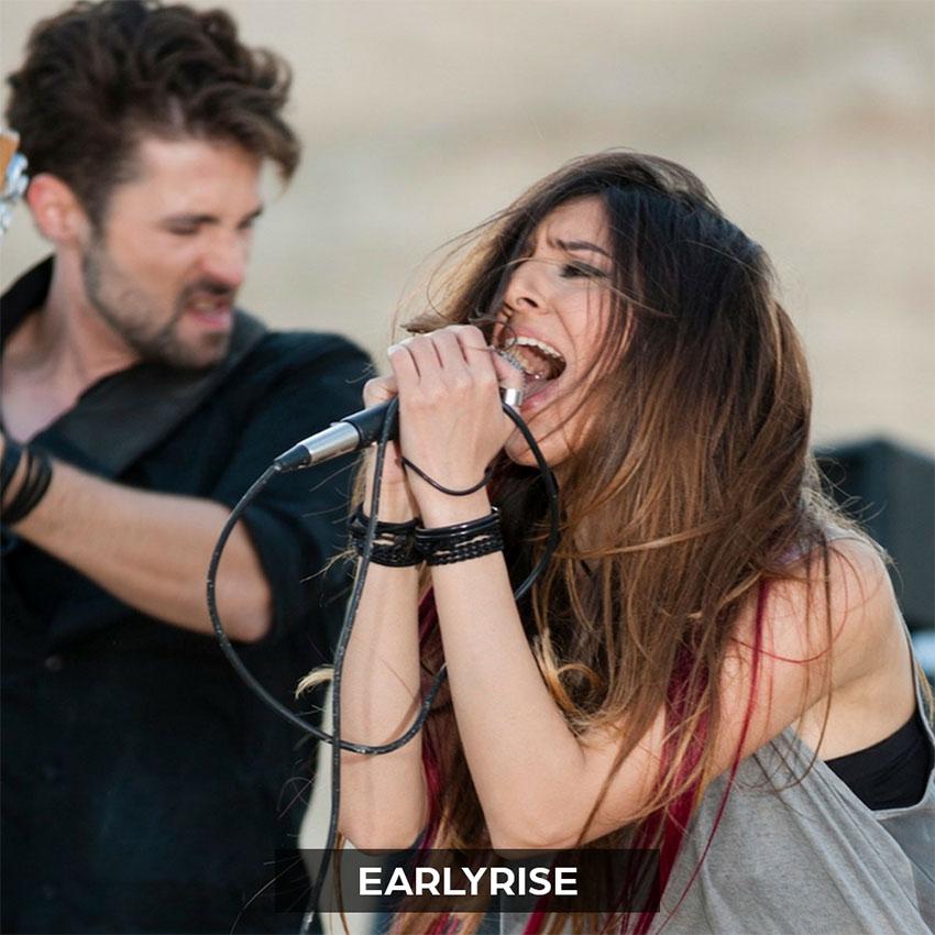 Raz Klinghoffer - Music Producer Los Angeles - Artist - Early Rise
